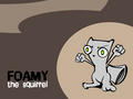 foamy - foamy-the-squirrel-is-awesome wallpaper