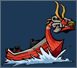 King of red lions zelda wind waker