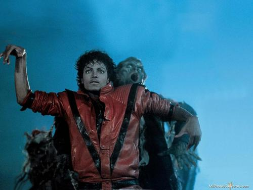michael jackson's thriller,queen_gina