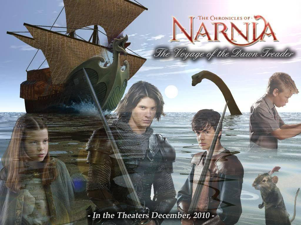 The Voyage of the Dawn Treader images narnia HD wallpaper