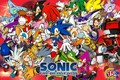 sonic and friends - sonic-and-friends photo