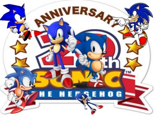 sonic over the years