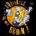 squirrels in my brain - foamy-the-squirrel-is-awesome photo