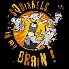 squirrels in my brain