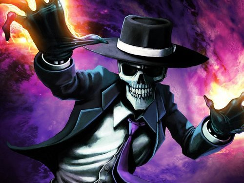 Skulduggery Pleasant fondo de pantalla containing a snap brim hat, a fedora, and a campaign hat titled the faceless ones