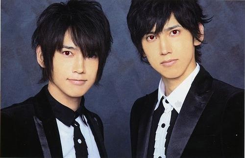 twin vampires