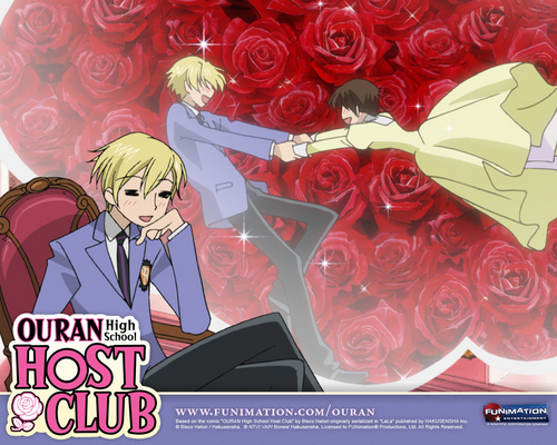 1Haruhi Fujioka Fan Club wallpaper with anime titled wallpapews