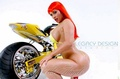 yellow-Bike - nicole-coco-austin photo