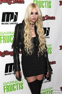 2011 موسیقی Unites In Tune موسیقی Series With The Pretty Reckless