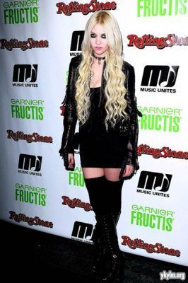2011 음악 Unites In Tune 음악 Series With The Pretty Reckless
