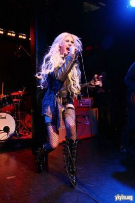 2011 Musica Unites In Tune Musica Series With The Pretty Reckless