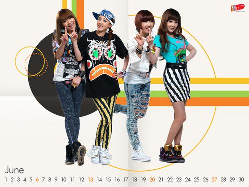 2NE1 - JUNE