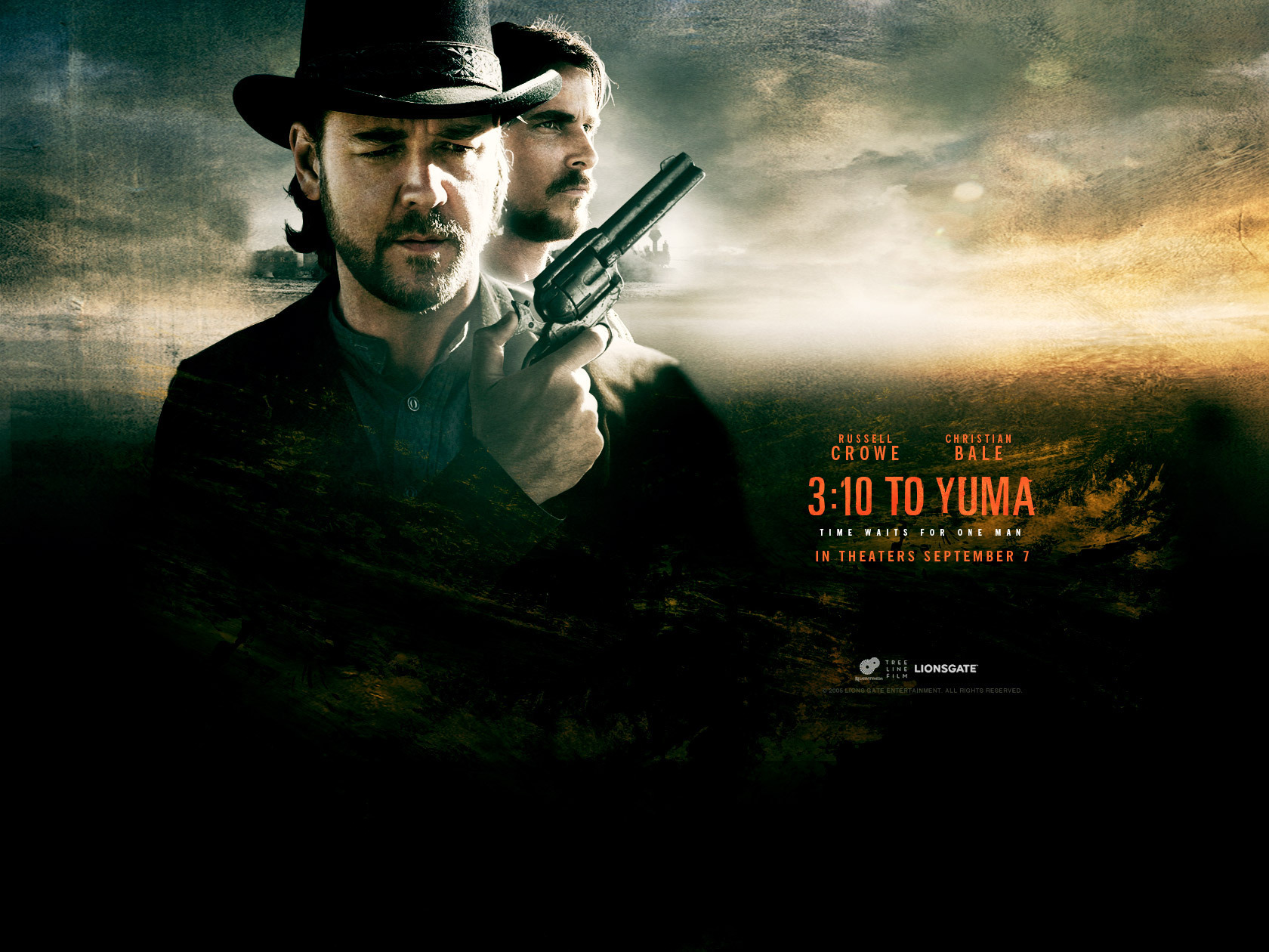 You can download free the movies Western 310 To Yuma wallpaper hd  Free download High Quality and Widescreen Resolutions Desktop Background Images