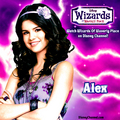 ALEX RUSSO NEW BANNER N ICON 4 THE CLUB CREATED BY DJ...HOPE U LIKE IT....!!! - alex-russo fan art
