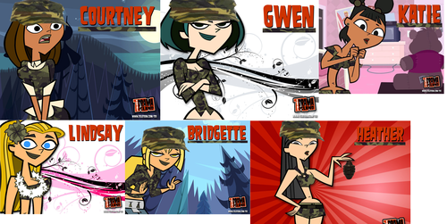 ARMY GIRLS VOTE WHICH ONES THE BEST!!! :D