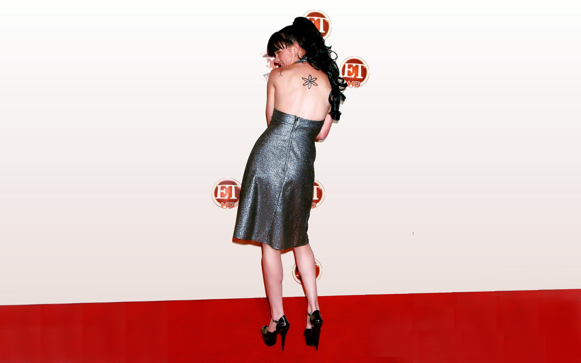 Abby Sciuto (Pauley P) Hintergrund