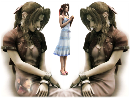 Aeris - final-fantasy Photo