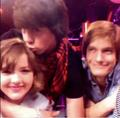 Aislinn,Munro,and Justin