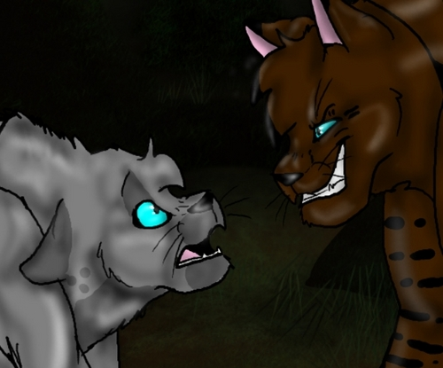 An Alliance with Hawkfrost