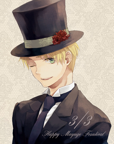 Hetalia: England wallpaper possibly containing a business suit titled Arthur