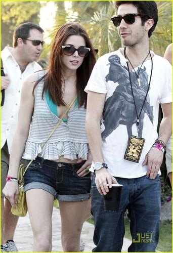 Ashley Greene: Coachella Cutie