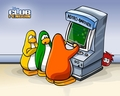 Astro Barrier Wallpaper - club-penguin wallpaper