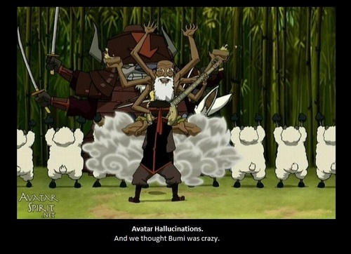 Avatar Hallucinations