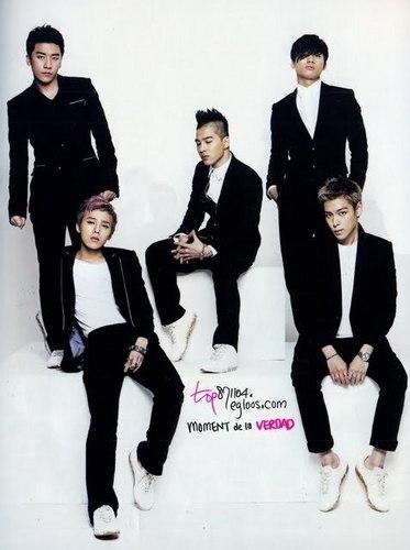 BIGBANG-LOVE SONG