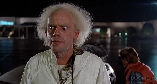 Back to the Future, One of the best movie series of all time!!