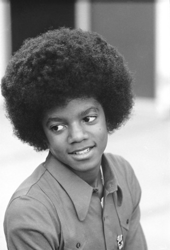 Beautiful Michael Joseph Jackson at 14! <3