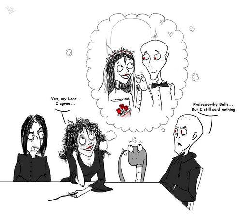 Bellamort comic