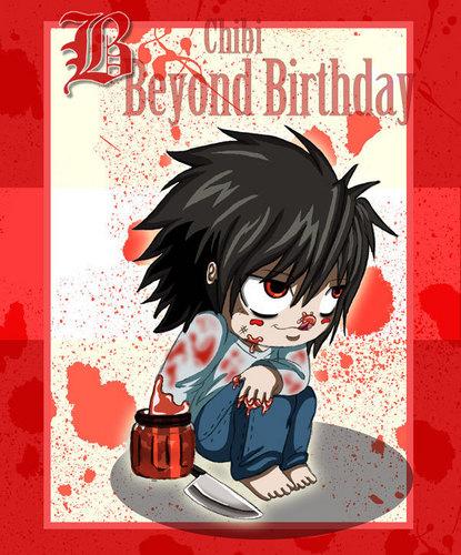 Beyond birthday bb