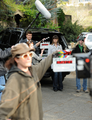 Bones: Behind the Scenes - emily-deschanel photo