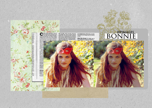 Bonnie Wright wallpaper containing sunglasses entitled Bonnie