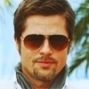 Brad Pitt photo possibly containing sunglasses titled Brad Pitt