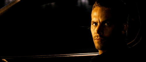 Brian O'Conner Fast and Furious