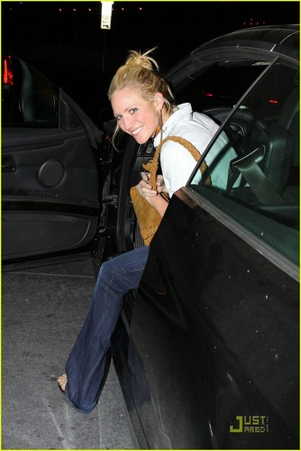 Brittany Snow: makan malam, majlis makan malam tarikh Night