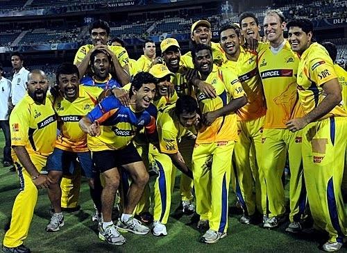 CSK win IPL3