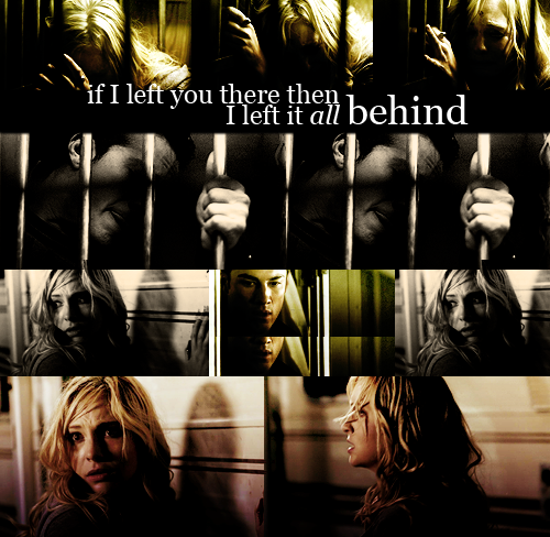 "Caroline/Tyler (4wood) Love Them 2gether ""If I Left U Their Then I Left It All Behind"" 100% Real ♥"