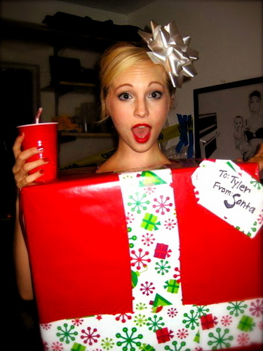"Caroline/Tyler (4wood) l'amour Them 2gether (Wolfvamp) ""Carolines Pressie To Tyler"" 100% Real ♥"
