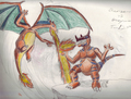 Charizard vs Greymon
