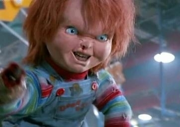 Chucky wallpaper possibly with a portrait entitled Childs Play 2