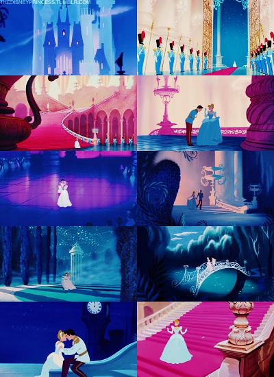 Princess Cinderella's Ball