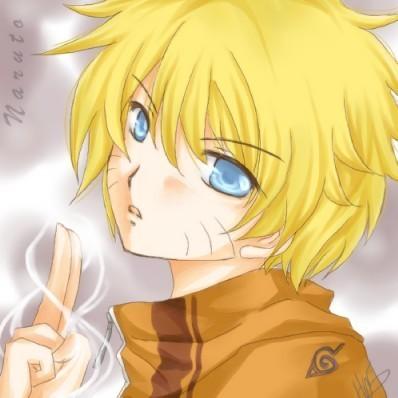 Cool Naruto.