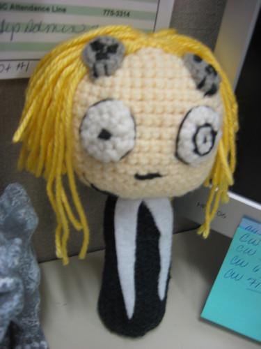 Crochet Lenore