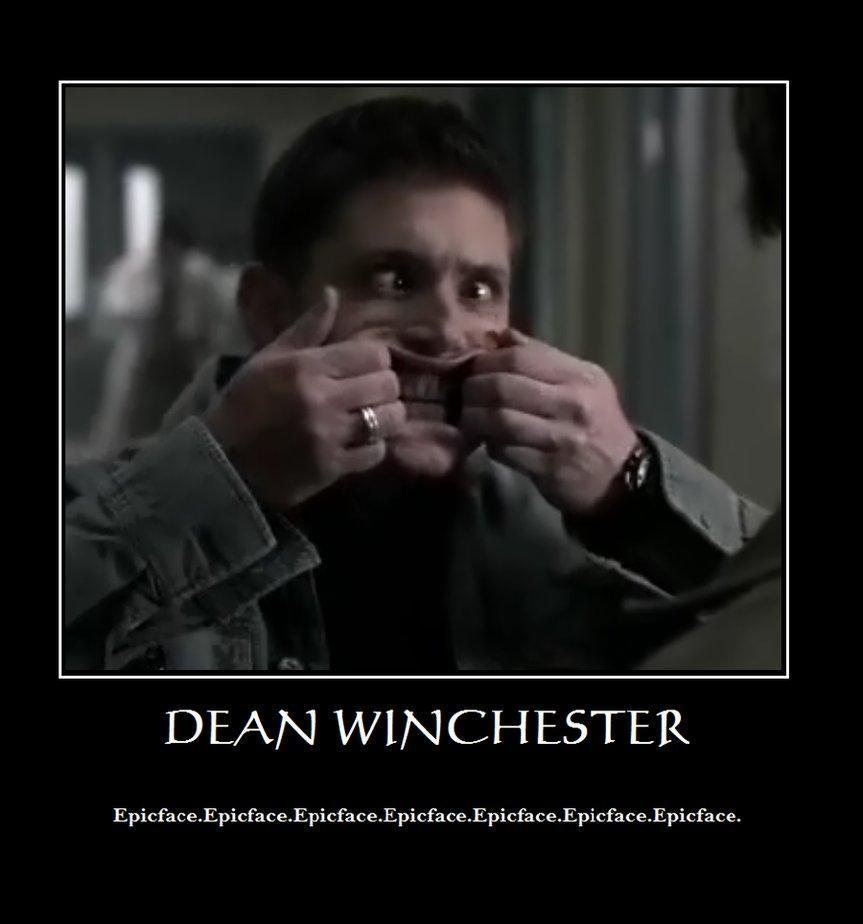 Dean Winchester Funny Memes