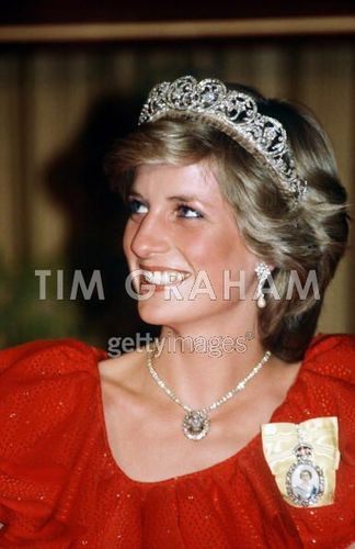 Diana Royal Family Order