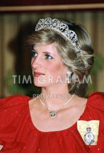 Diana Royal Family Order