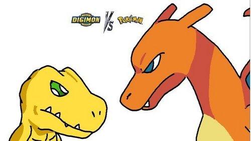 Digimon vs Pokemon