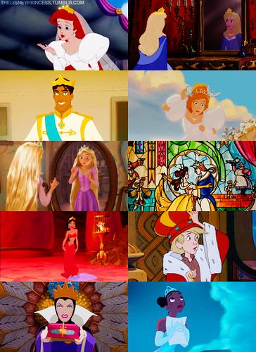 ディズニー Princess 映画 Characters